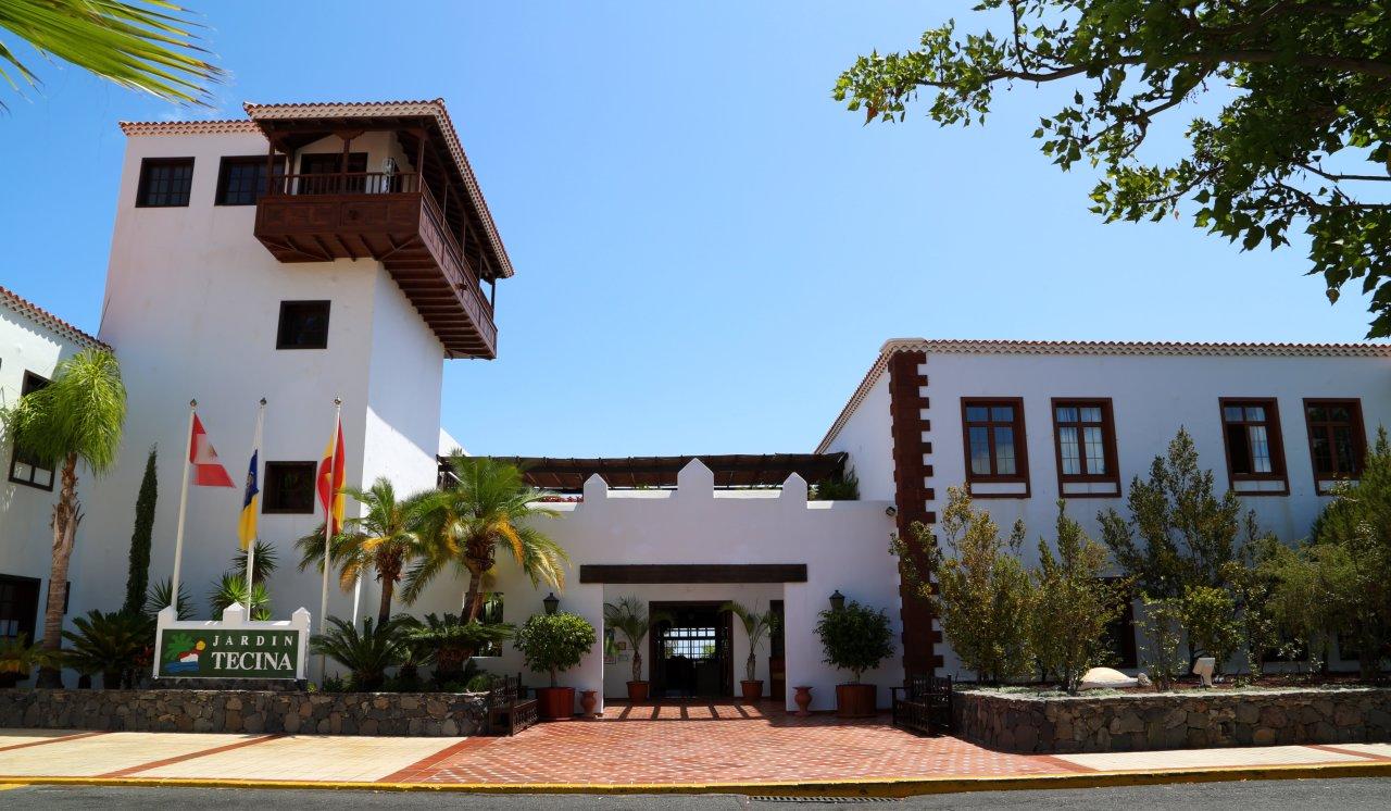 Hotel jard n tecina francisortiz com for Jardin tecina gomera