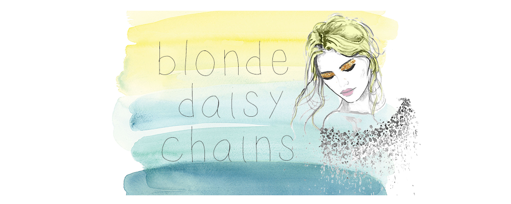 Blonde Daisy Chains
