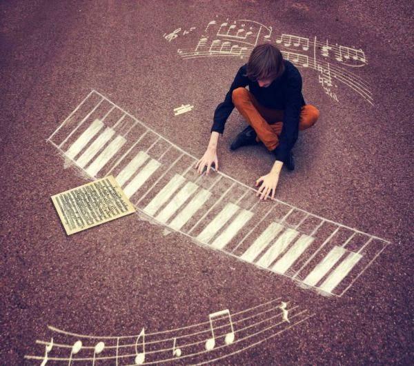 Quando a música toca