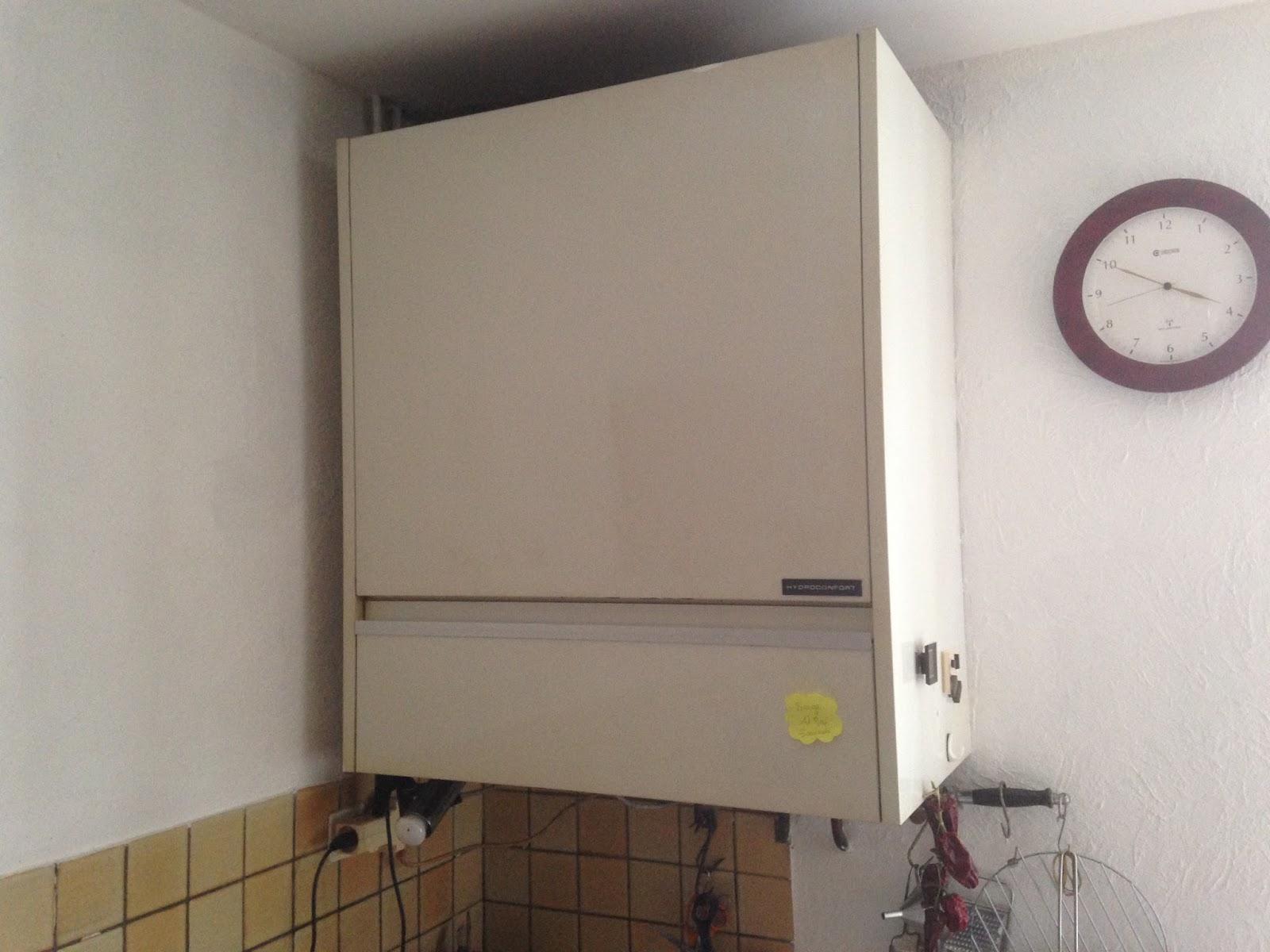 Alc plomberie changement chaudi re gaz plan de travail for Changement de chaudiere a gaz