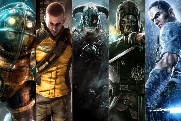 Amerikada en çok satan PC ve Konsol oyunları