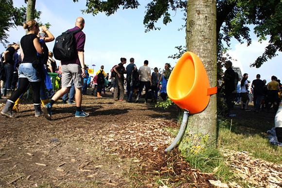 p-tree tempat buang air kecil pada pokok