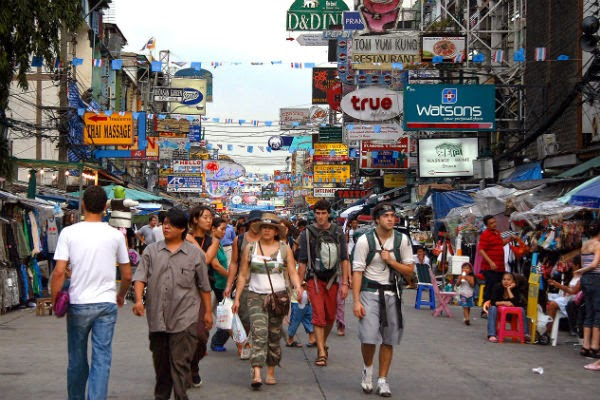 liburan di Thailand