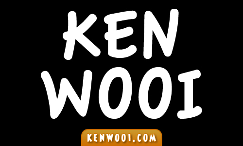 kenwooi black