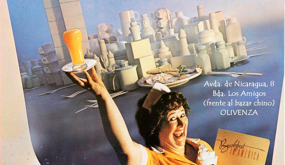CAFETERÍA NUEVA AMERICA
