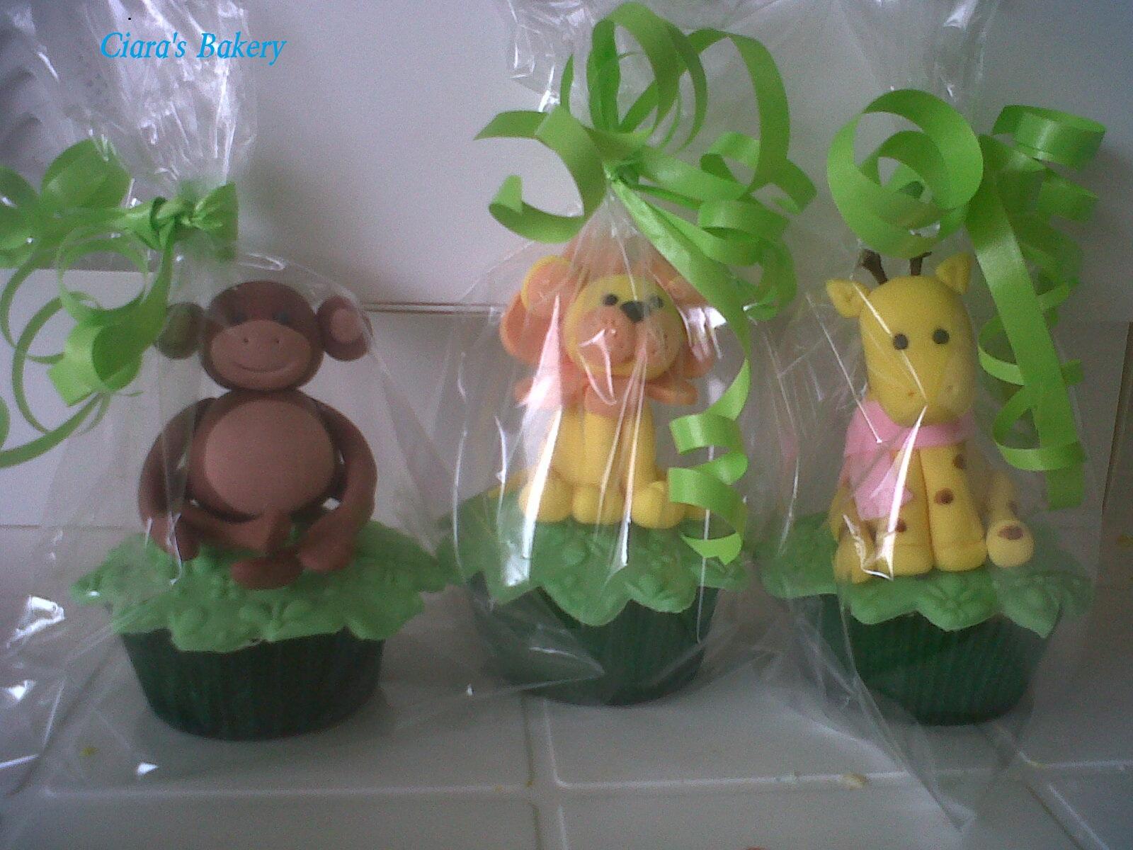 Cupcakes Guayaquil - Ecuador: Cupcakes tematicos de Animales de la ...