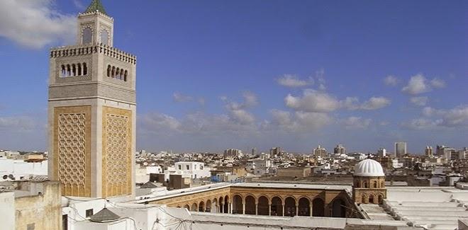 صلاة الجمعة بجامع الزيتونة تحت حراسة أمنية مشدّدة