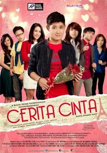 Review Film Cerita Cinta 2015 Drama Indo