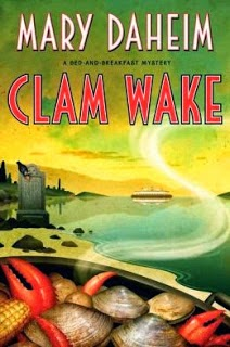 clam wake cover