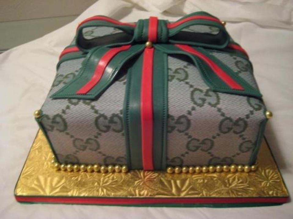 Gucci Cake For Him