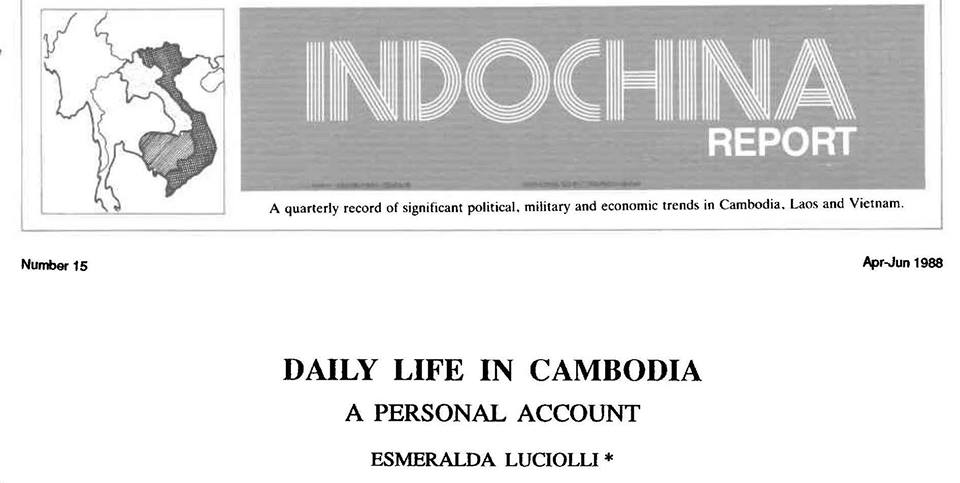 The Vietnamization of Cambodia: A New Model of Colonialism