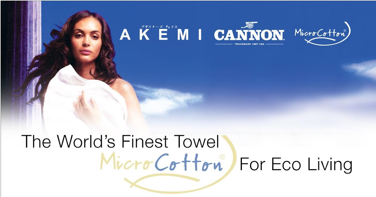 Tencel Mattress Review EASTERN DECORATOR: Cannon® MicroCotton® on Jusco Pearl Mag