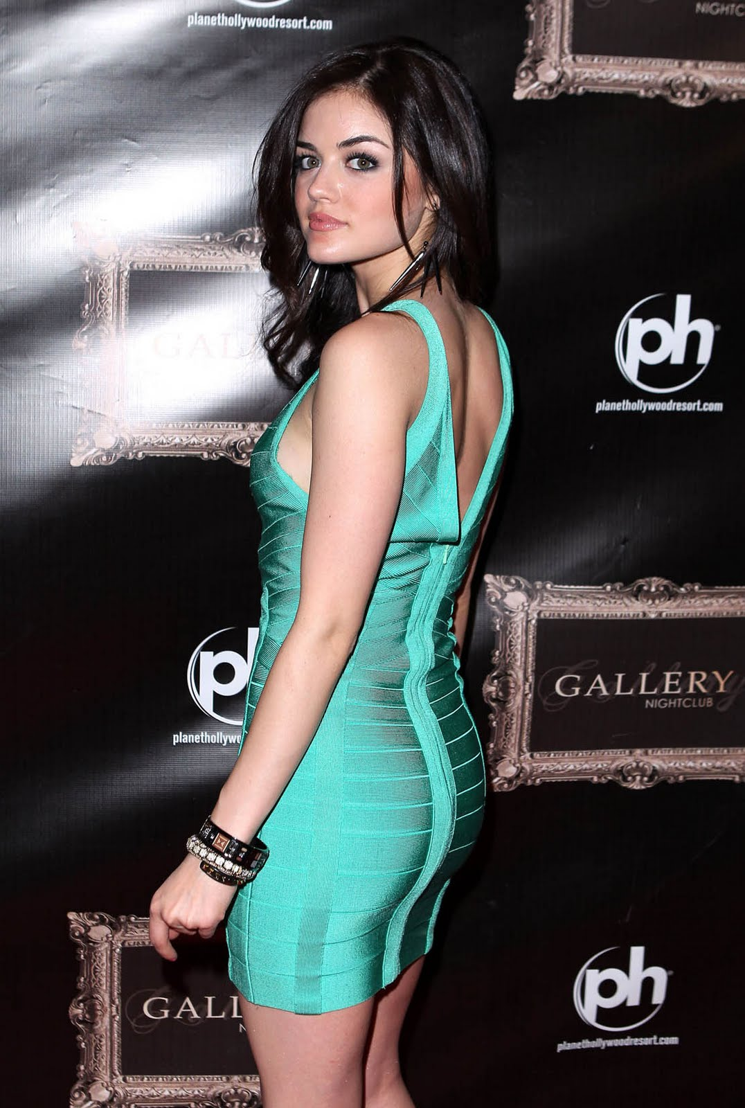 Lucy Hale - Planet Hollywood | Hot Celebs