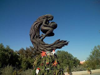 Estátua da Gaia