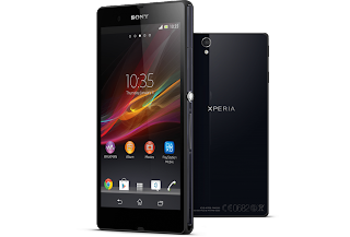Xperia Z Black Waterproof Android Phone