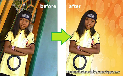 after before, belajar photoshop, photoshop cs6,