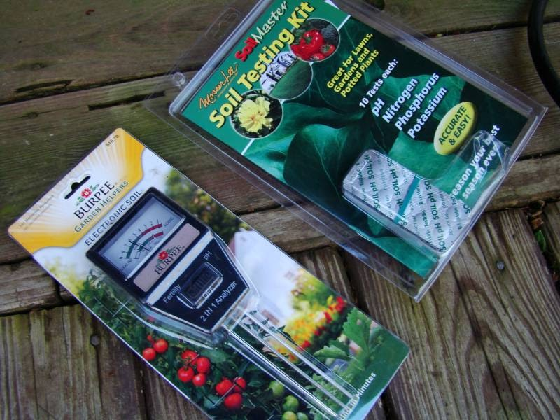 Burpee electronic soil tester review buy or pass for Soil test kit
