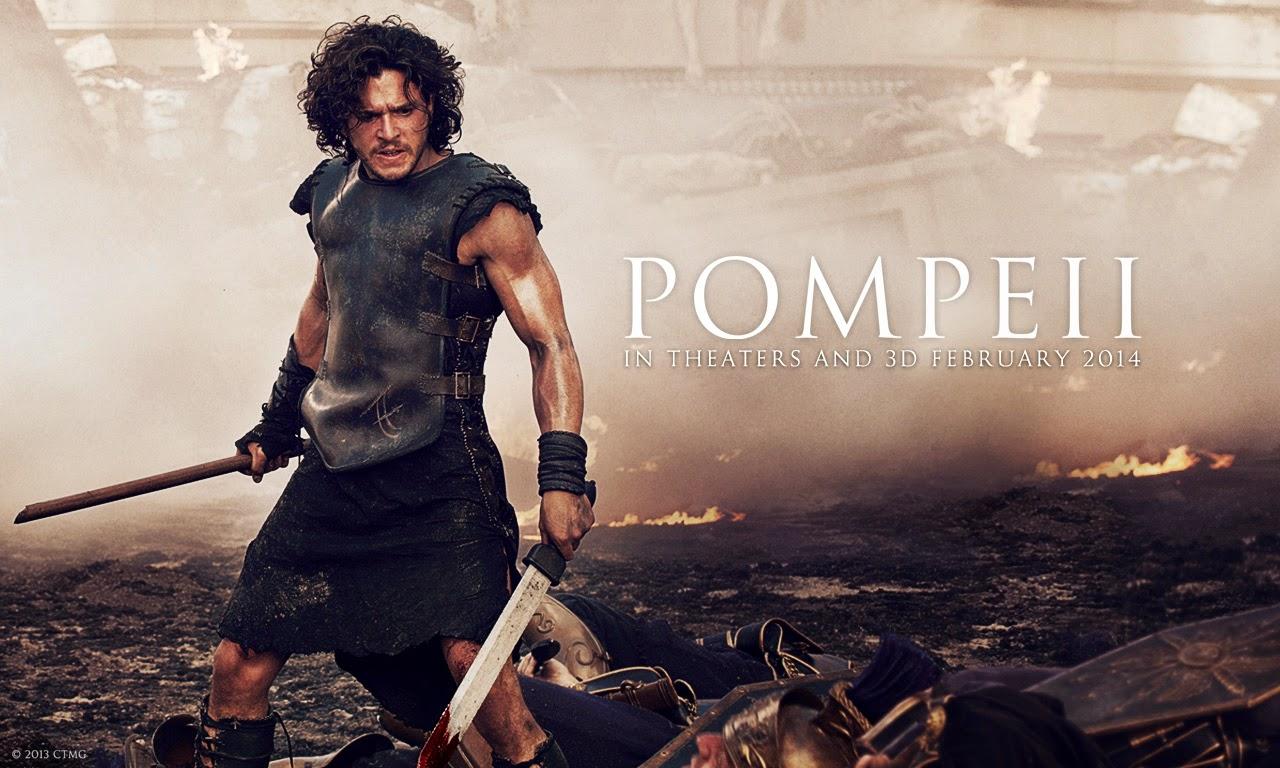 Pompeii (2014) Watch Online