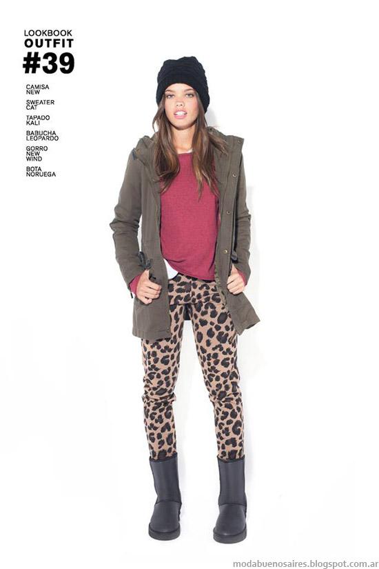 Colección 47 Street otoño invierno 2014. Moda otoño invierno 2014.