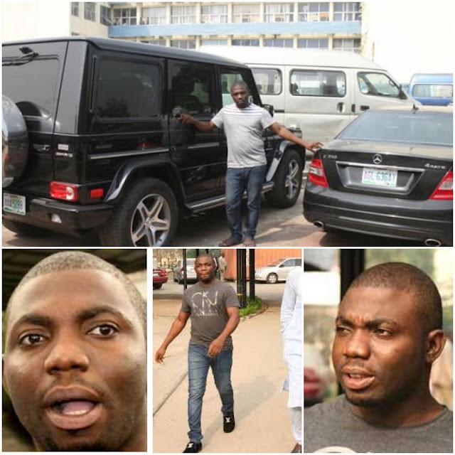 Popular Yahoo Boy Gets 24 Years Imprisonment For 25m Naira Scam (Photos)