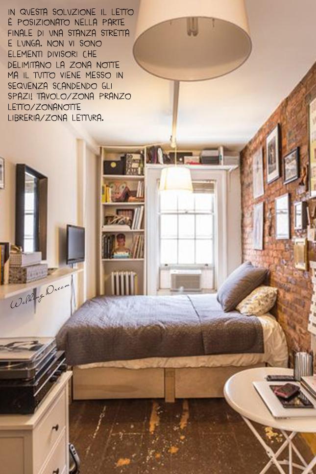 Camere Da Letto Matrimoniali Piccole : Walking dream piccole camere da letto