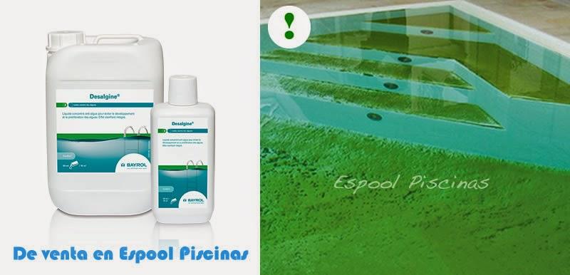 Dr espool blog de espool piscinas c mo solucionar el - Agua de piscina verde ...