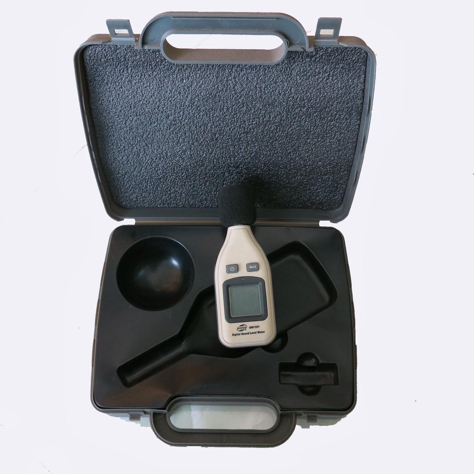 Thiết bị đo âm thanh