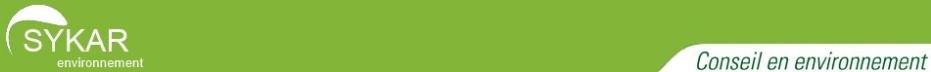 Bilan Carbone®                                  par SYKAR environnement