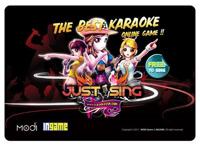 Game Online Karaoke Pertama di Indonesia