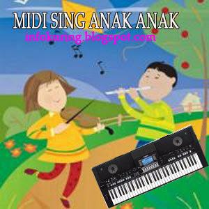 Download midi song anak kanak