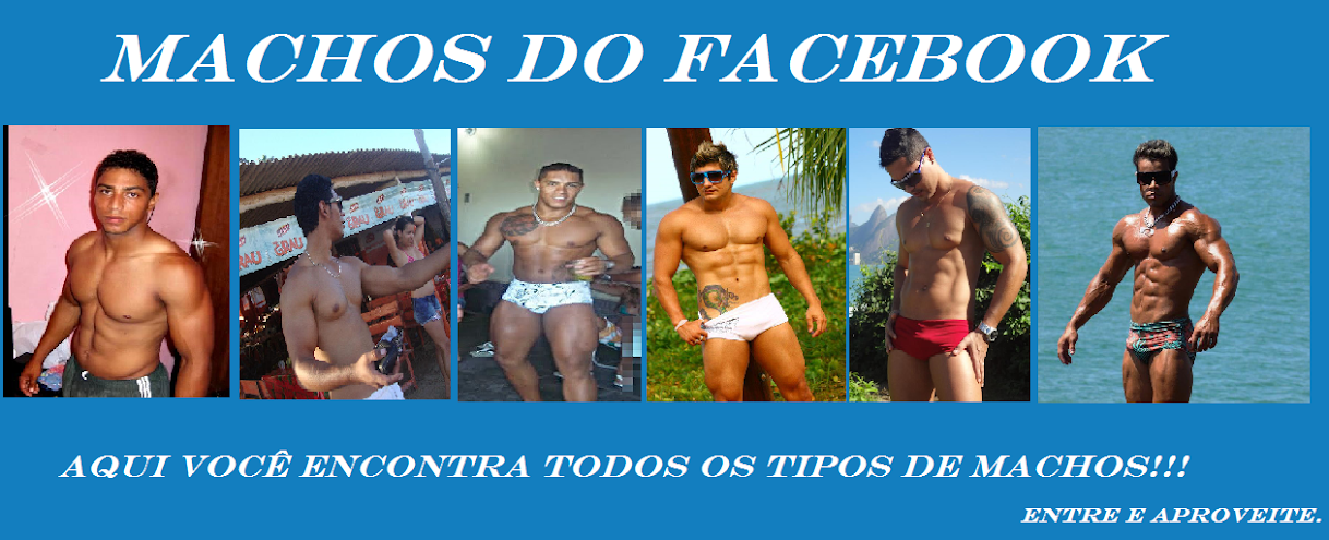Machos  Do Facebook