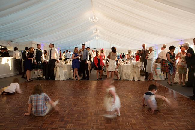 Wedding Photography Doonbeg Ireland, dancing children