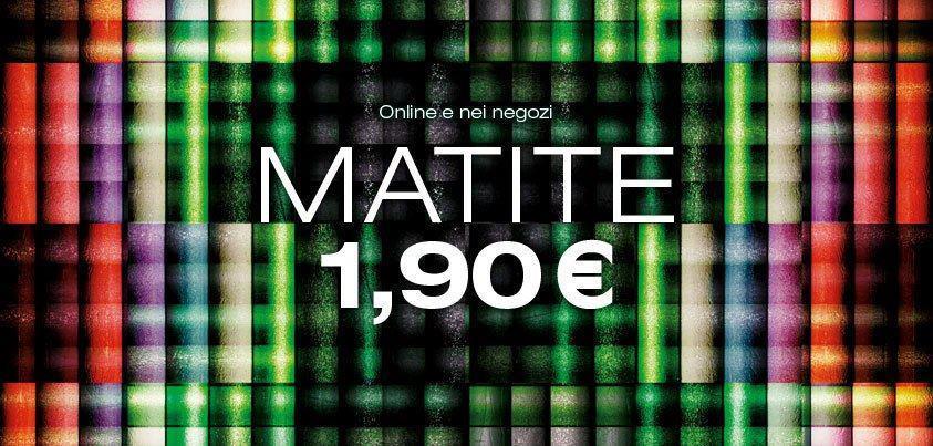 KIKO - Matite da 1,90€