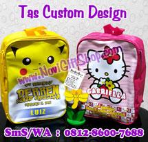 KLIK GAMBAR INI UNTUK DETAIL >> Tas Custom Design