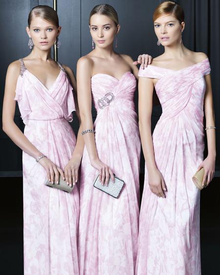 Rosa Clara 2014 Abiye Gece Elbiseleri