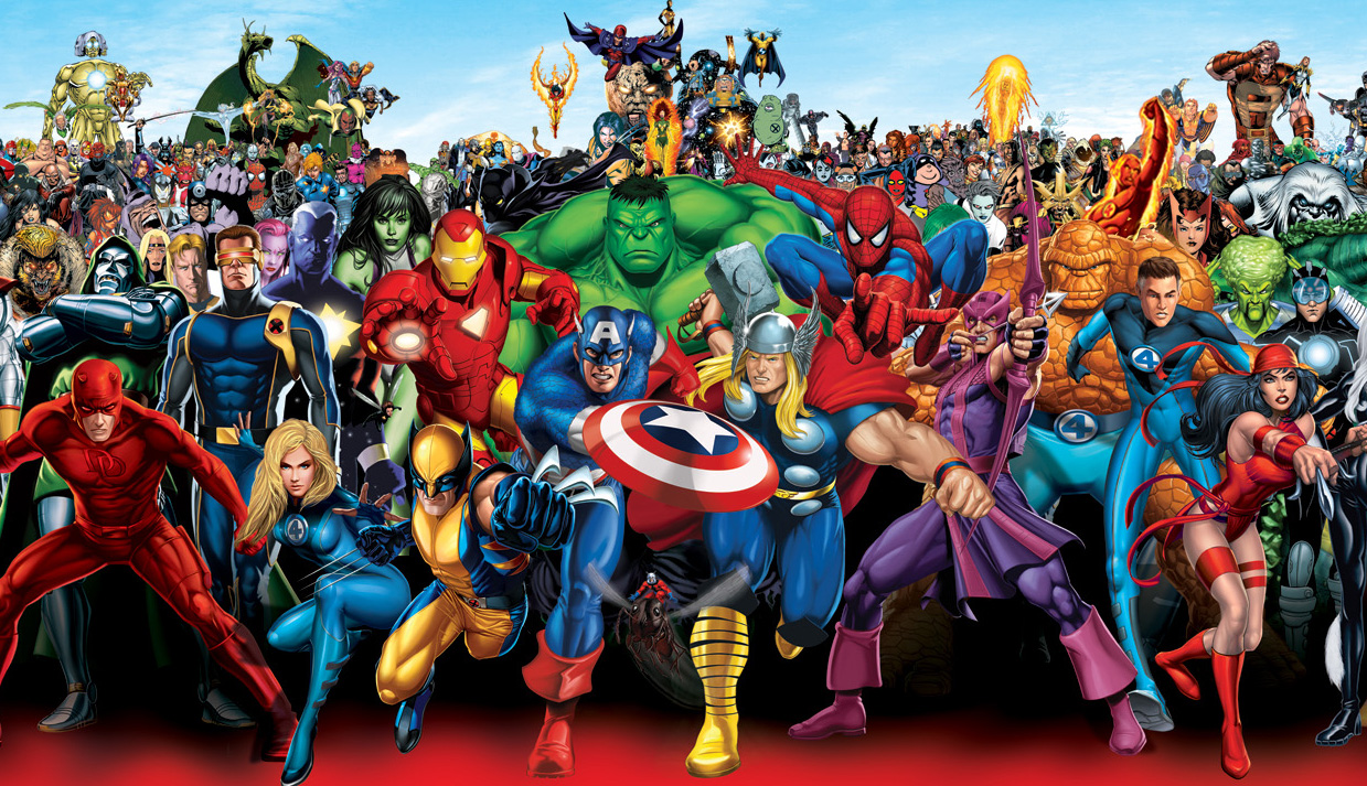 Owning comics part 3 superheroes and the new 52