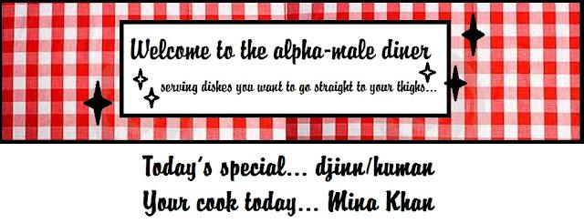 Alpha Male Diner, Mina Khan, romance