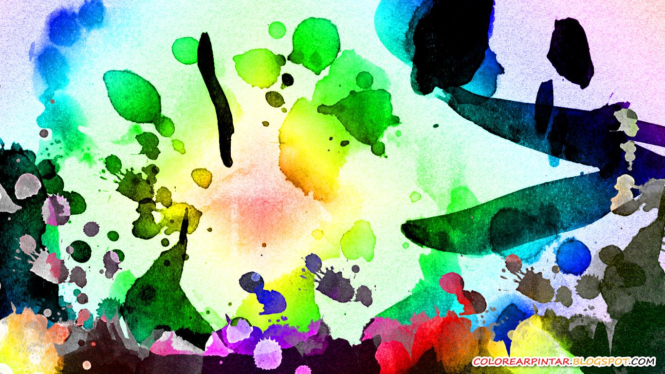 Colorear pintar fondos para pantalla de pc colores for Fotos para poner de fondo de pantalla