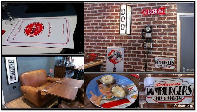 Doddys coffee burger Boulogne Billancourt Cours Seguin