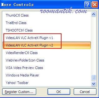 Cara menyisipkan video ke PowerPoint 2007-3