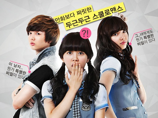 Biodata Pemain Ma Boy Korean Drama