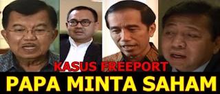 Isi Rekaman Dan Transkip Lengkap Setya Novanto Tentang Kasus Freeport