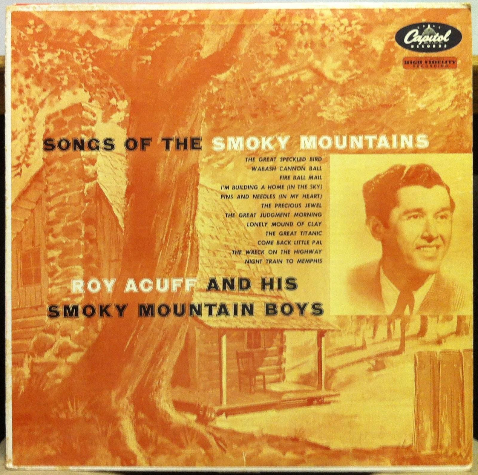 Roy Acuff - Great Train Songs