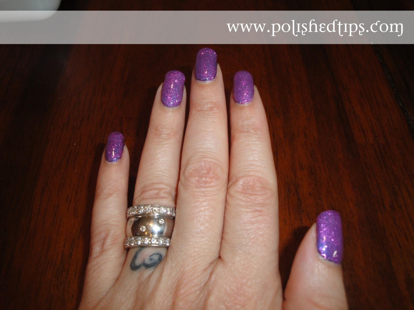 Shellac Nails New Colors 2012