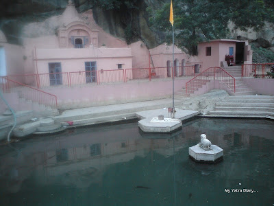 Bhim Goda Tank in Haridwar