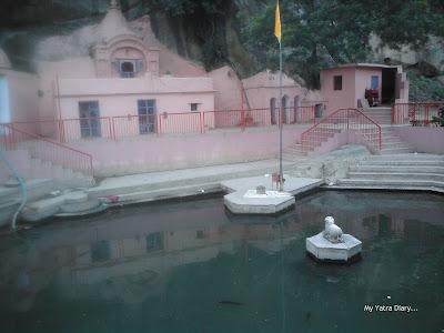 Bhim Goda Tank in Haridwar
