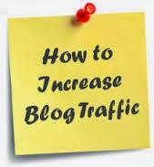 10 Ways to increase Blog Traffic