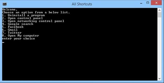batch echo binary options