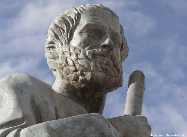 The Key To Happiness, According To 3 Greek Philosophers - Eudaimonia in Aristotelian ethics