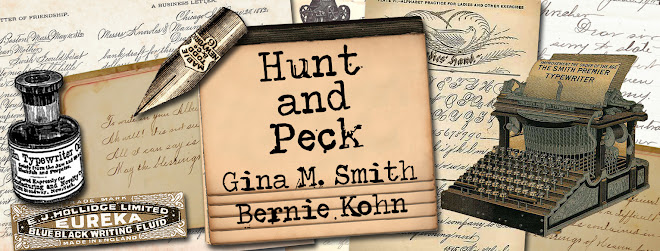 Hunt and Peck